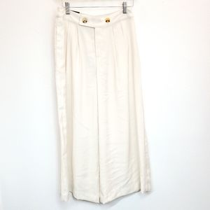 Who What Wear Womens Sz 2 Cropped Pants High Rise